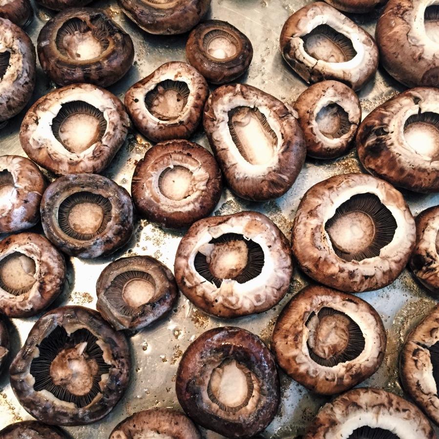 parisian mushrooms