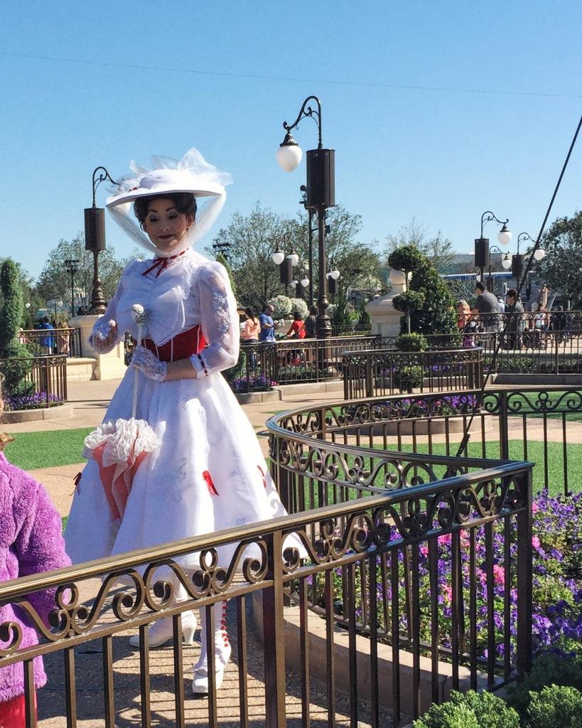magic kingdom - mary poppins