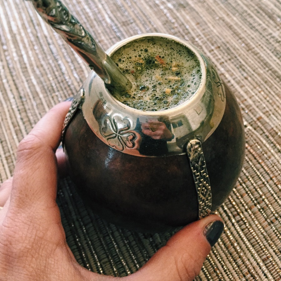 Mate at home