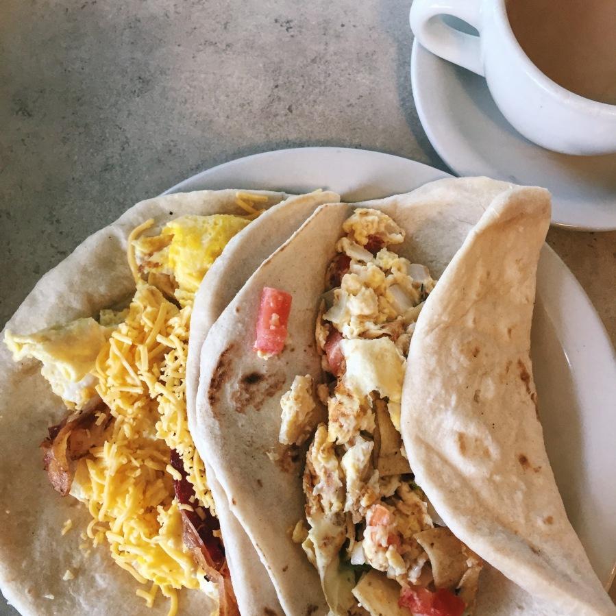 taco taco breakfast tacos