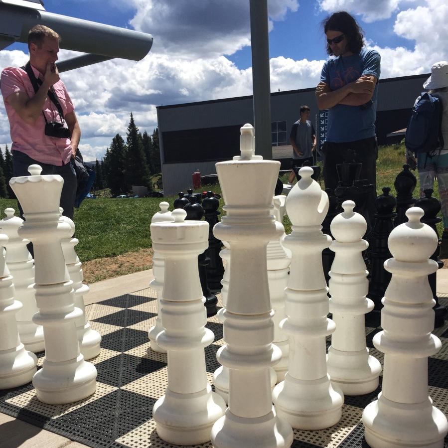 mt. ajax chess