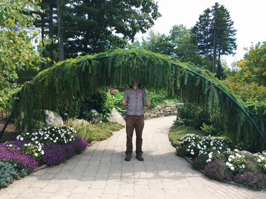 coastal maine botanic gardens
