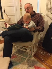 Storytime with Opa