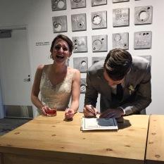 Whitney & Pete's Wedding Day