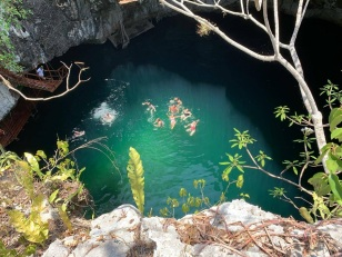 mexico - cenote